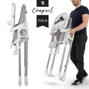 Chaise Haute pour Bebe Evolutive pas cher