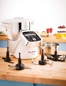 meilleur robot cuiseur Moulinex