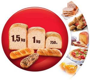 Comparatif classement machine à pain